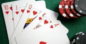 poker-glücksspiel