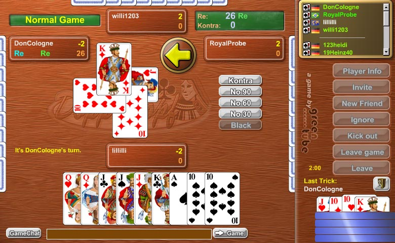 Doppelkopf-online