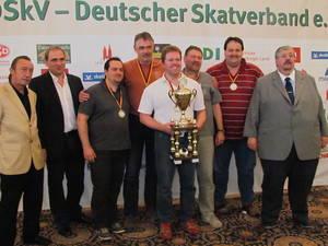 PIK AS Recklinghausen - Deutscher Skat Mannschaftsmeister 2011