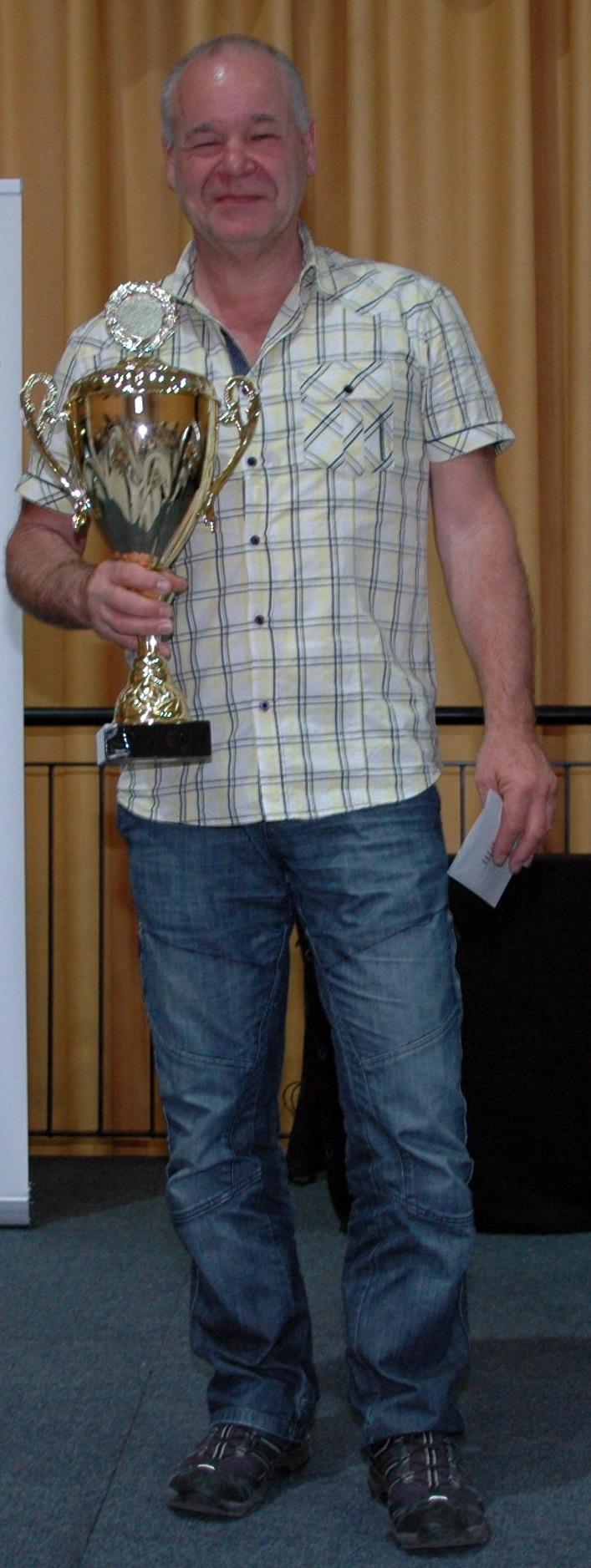 Deutscher Meister 2012 der ISPA