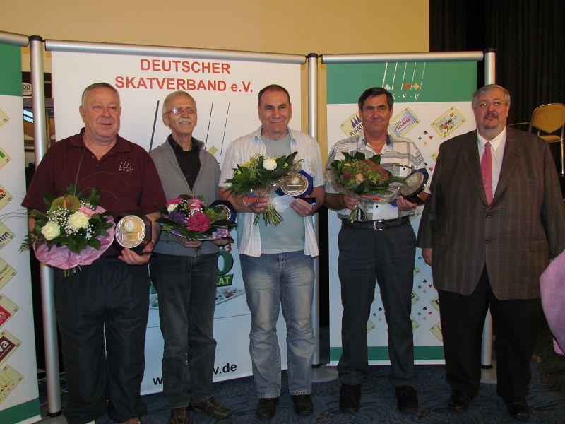 1. Deutsche Skat Seniorenmeisterschaft