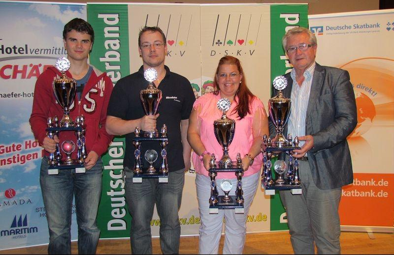 DSKV - Deutsche Einzelmeisterschaft 2013