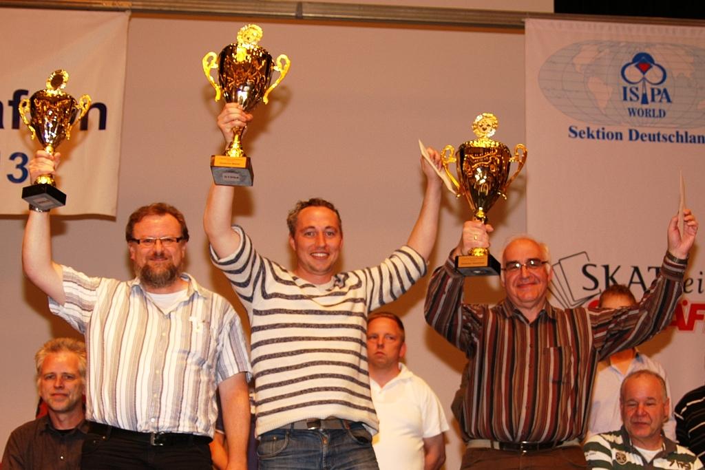 ISPA - Deutsche Einzelmeisterschaft 2013