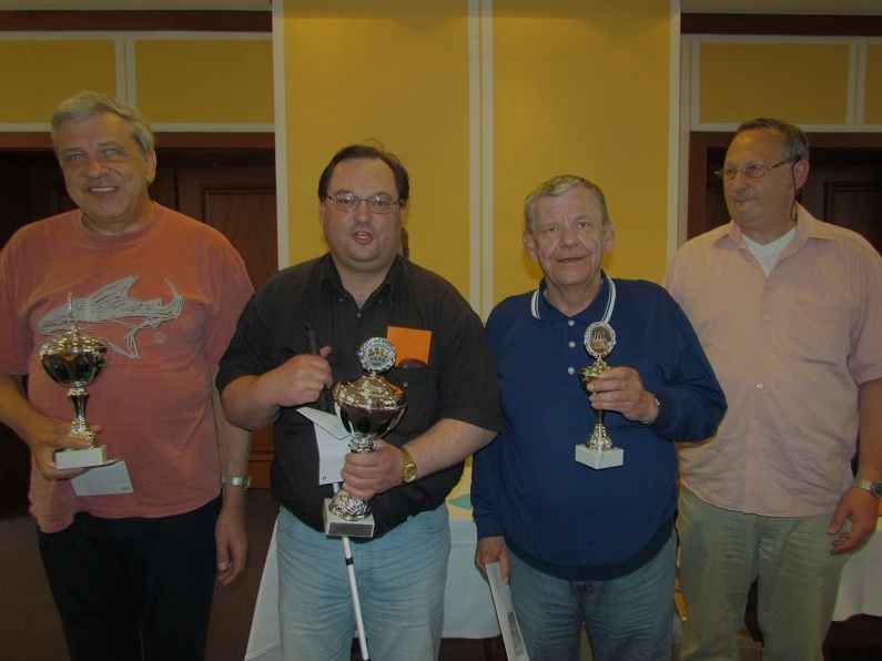 Skat Blindenmeisterschaft 2013