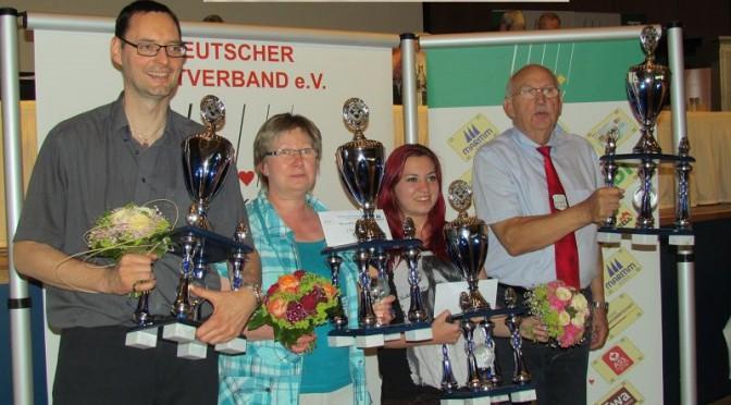 Deutsche Einzelmeisterschaft 2014