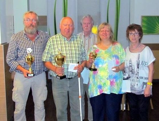 Skat Blindenmeisterschaft 2014