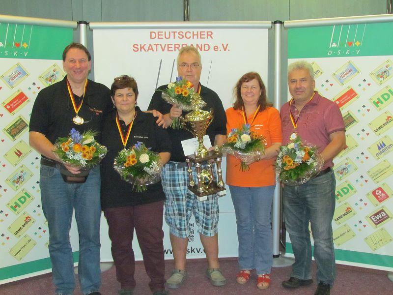 1. Platz Euroskat.com Darmstadt