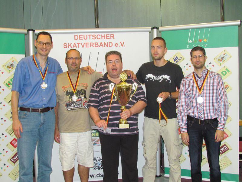 2. Platz Drei Könige Tübingen