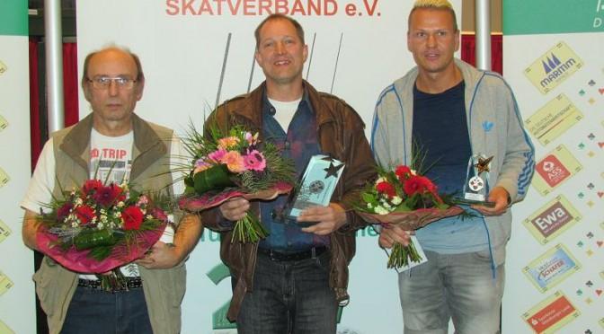 Sieger Deutschlandpokal 2014