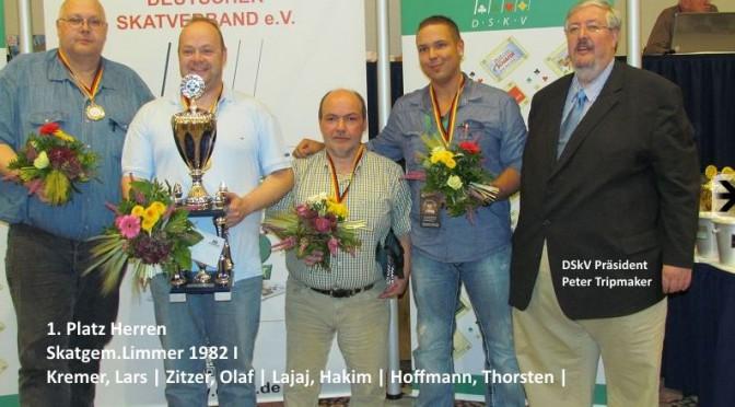 Deutsche Mannschaftsmeisterschaft 2014
