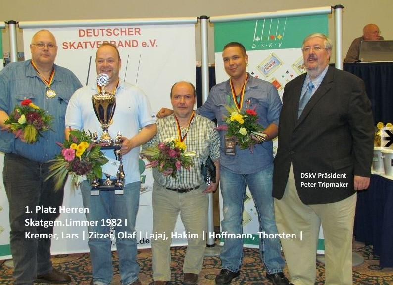 DMM 2014 - Sieger Herren