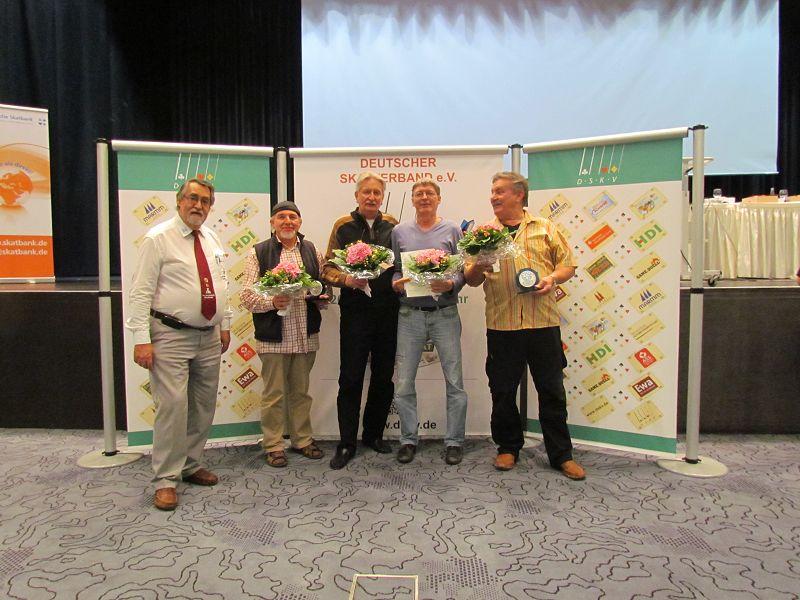 DSP 2014 - Sieger Mannschaft