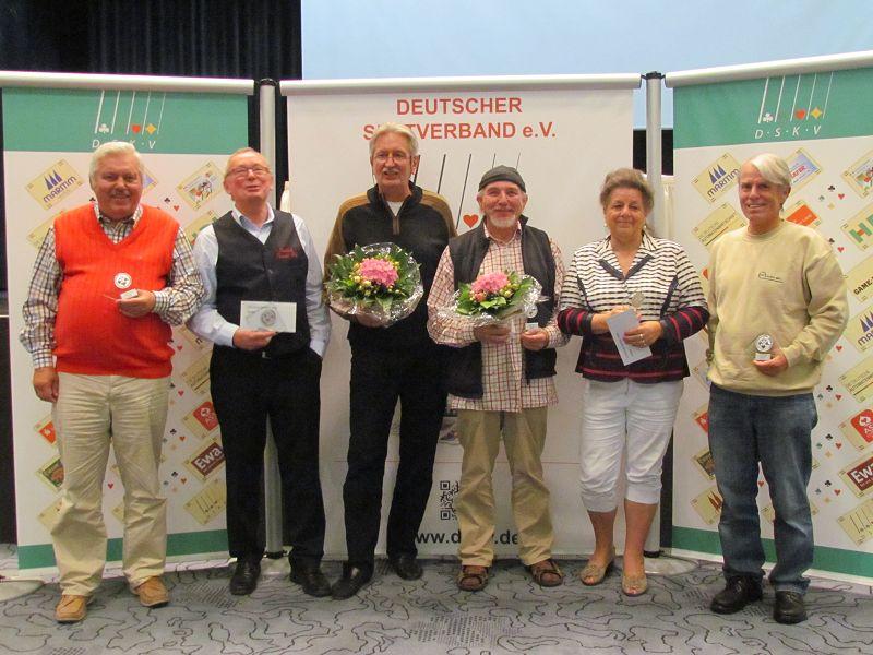 DSP 2014 - Sieger Tandem