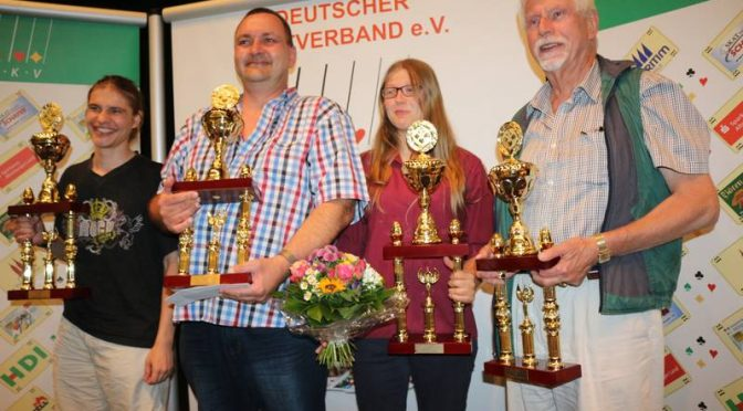 Deutsche Einzelmeisterschaft 2017